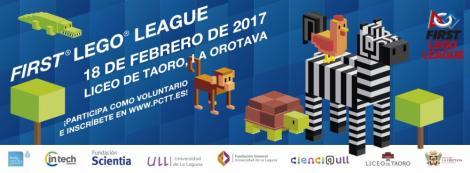 First Lego League en el Liceo de Taoro