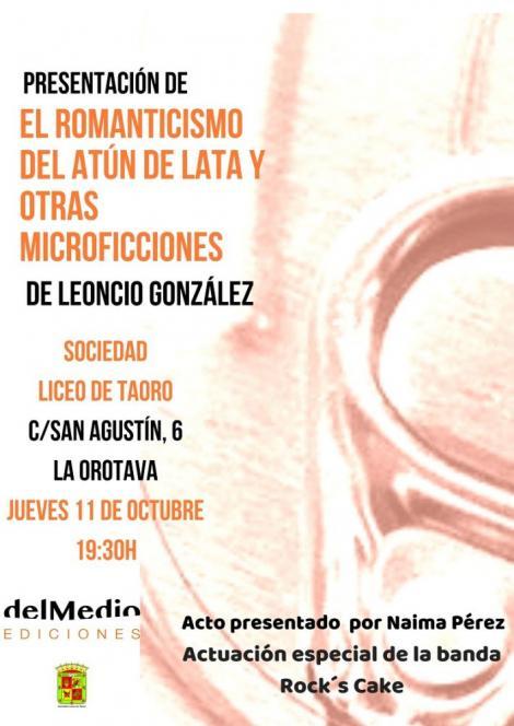 Leoncio González presenta.
