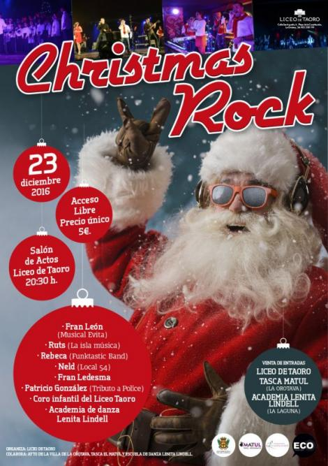 Concierto Christmas Rock