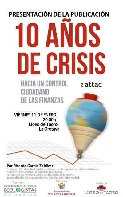 10 años de crisis