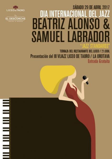 Celebramos el Día Internacional del Jazz