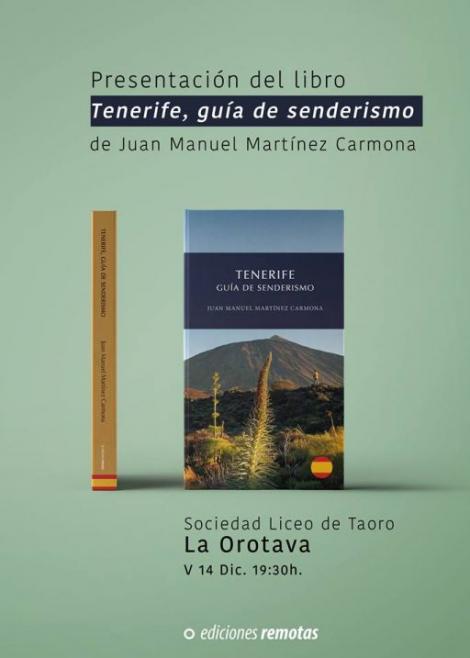 Tenerife guía de senderismo