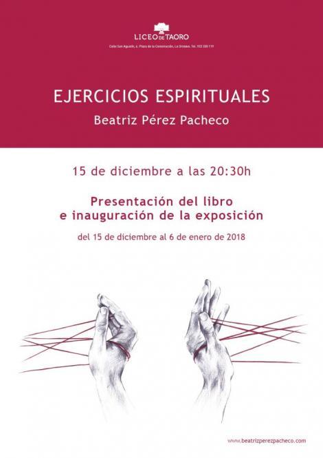 Beatriz Pérez Pacheco - Ejercicios espirituales