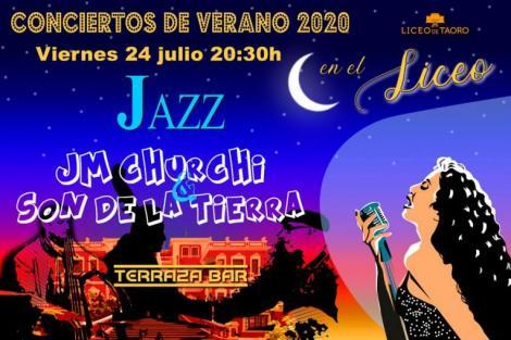 Conciertos de verano: 24 y 25 julio