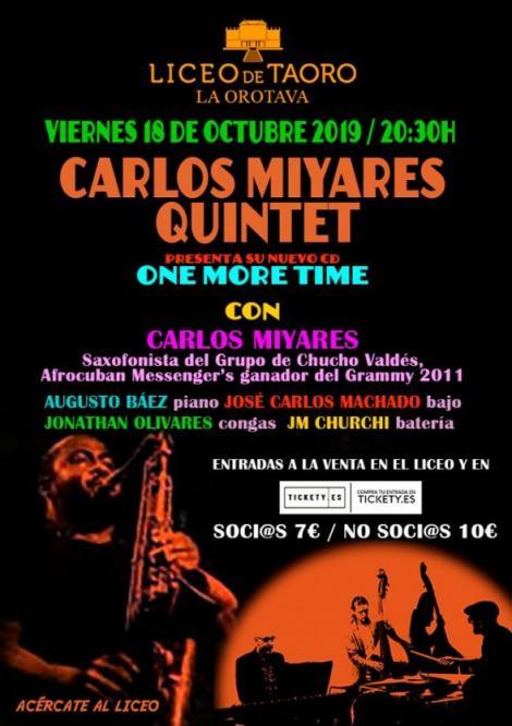 Carlos Miyares Quintet