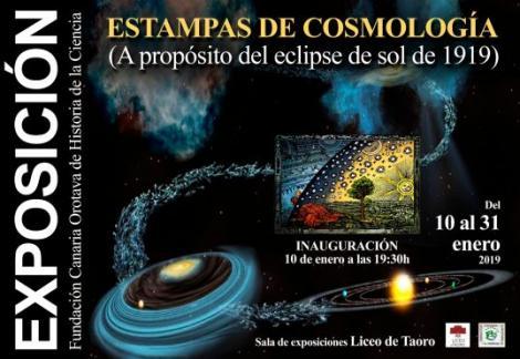Estampas de cosmología - Exposición