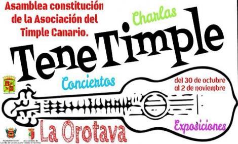 ASAMBLEA CONSTITUYENTE DE LA ASOCIACIÓN TIMPLE CANARIO