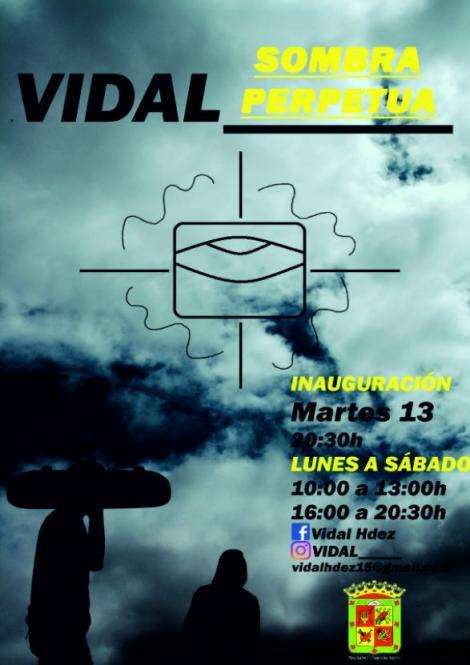 Exposición Vidal Hernández