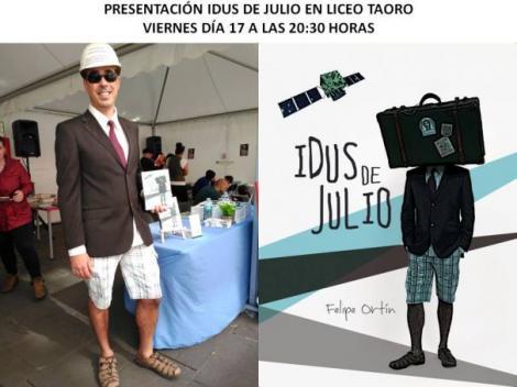 Felipe Ortín presenta