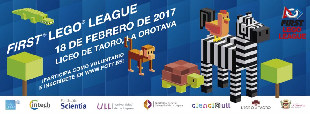 Cartel First Lego League